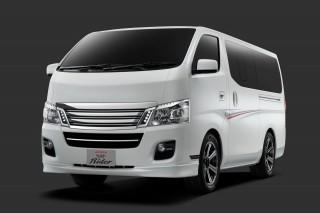 Nissan Urvan 2017